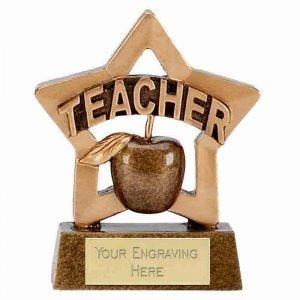 Teacher Trophies
