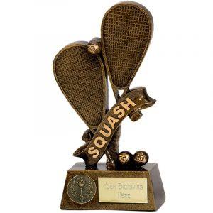 Squash Trophies