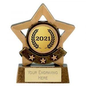 2021 Trophies