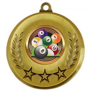 Pool Medals
